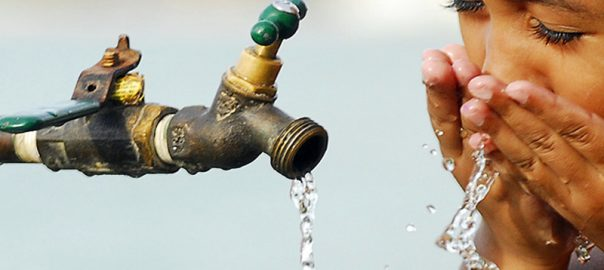 water crisis in sindh