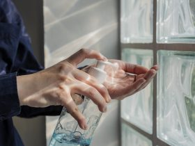 ہاتھ دھونے