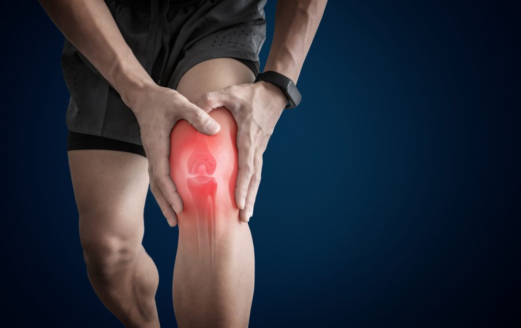 Join inflammation with Arthritis can limit movement