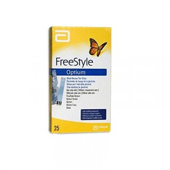 Freestyle Optium Strips 25's
