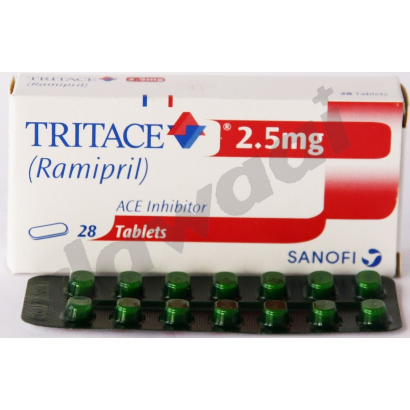 Tritace 2.5mg Side Effects