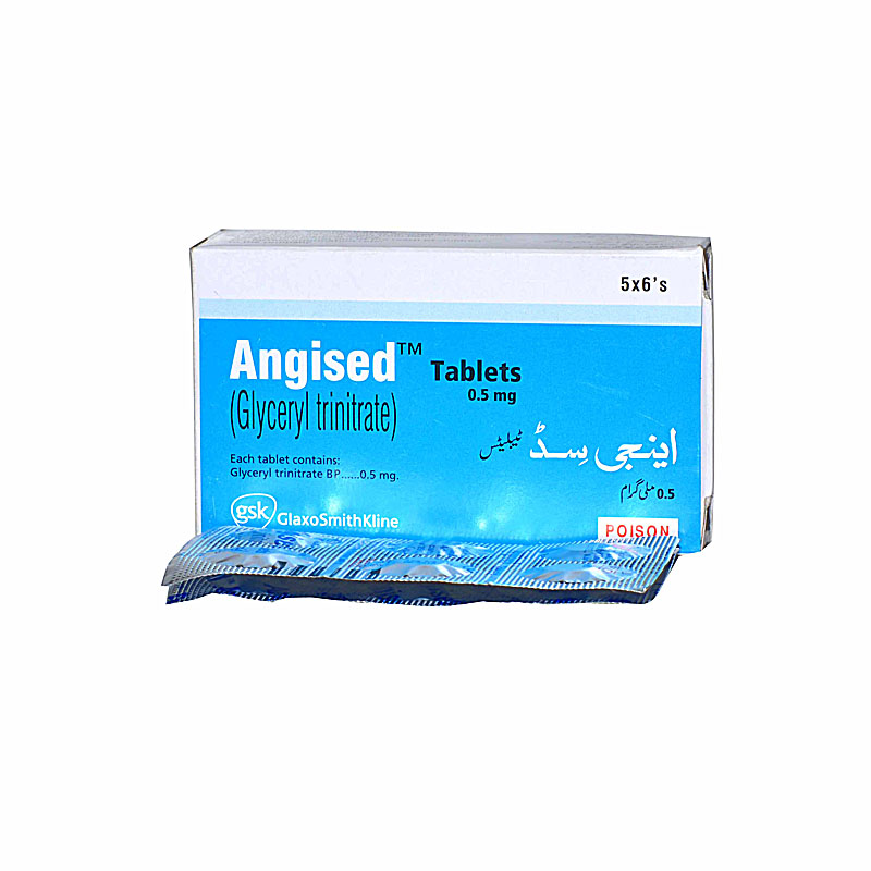 Angised 0.5mg   Uses   Side Effects   Price   Online In