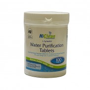 Hiclean Water Purification - 100 Tablets