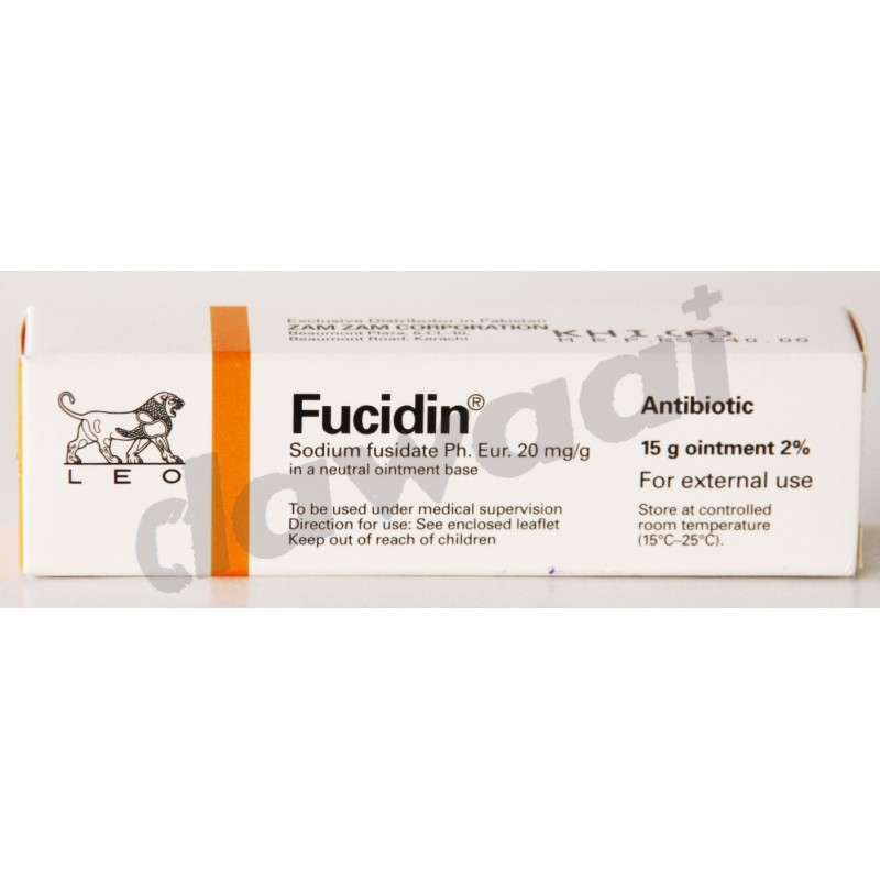 Fucidin 2 Cream Uses Side Effects Price Online In