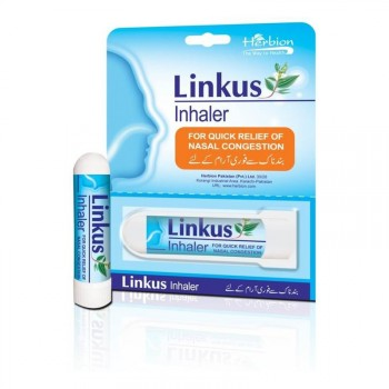 Herbion Linkus Inhaler - 6s