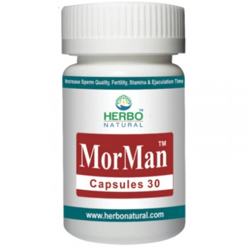 Herbo Natural Morman Capsules