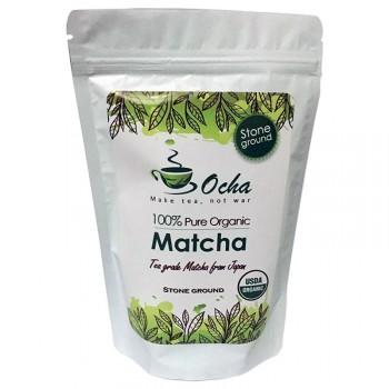 Japanese Matcha Tea Pouch