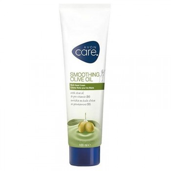 AVON Care Smoothing Olive Oil Hand Cream For Very Dry Skin 100ml