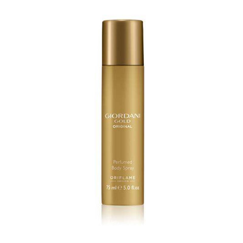 Buy Oriflame Giordani Gold Original Perfumed Body Spray