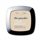 L'Oreal True Match Powder - W1 Golden Ivory