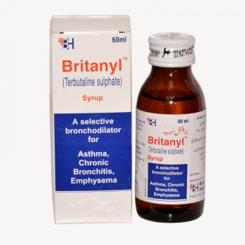 Britanyl Syrup Uses Side Effects Price Online In