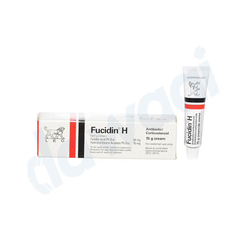 Fucidin H Cream   Uses   Side Effects   Price   Online In
