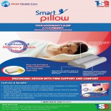 Smart Flamingo Memory Foam Pillow - 33001