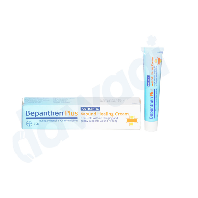 BEPANTHEN Plus 30 GM CREAM   Uses   Side Effects   Price