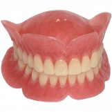 Complete Denture with Acrylic Teeth (per arch)