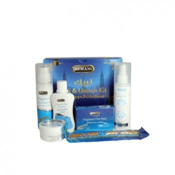 Hemani Hajj & Umrah Kit Box